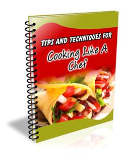 101 Consejos y Tecnicas Para Cocinar