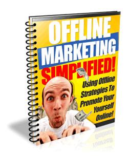 11 Marketing Offline Simplificado