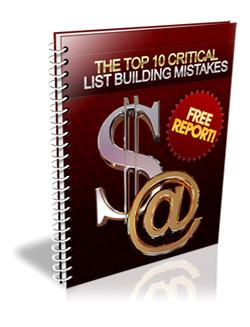 12 Errores Comunes en la Construccion de Listas