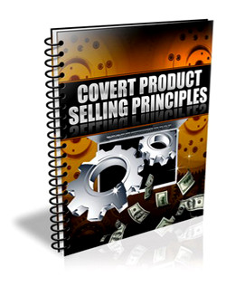 5 Principios Encubiertos de Ventas de Productos