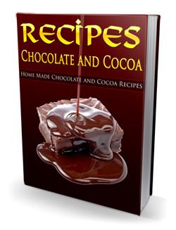5 Recetas de Chocolate y Cacao