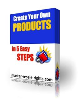 5 Sencillos Pasos Para Crear un Producto