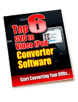 6 Programas de Conversion de DVD a Video iPod