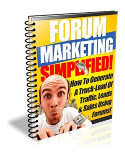 9 Marketing de Foro Simplificado