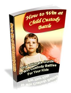 Como Ganar la Batalla por la Custodia de Hijos
