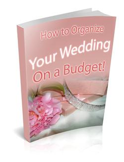 Como Organizar Boda con Presupuesto Bajo