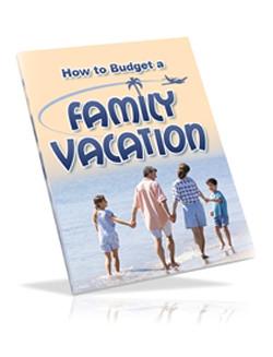 Como Tener Vacaciones Familiares