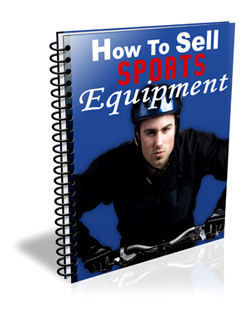 Como Vender Equipamiento Deportivo