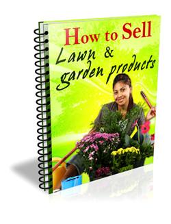 Como Vender Productos de Jardin