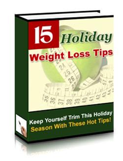 Consejos Para Bajar de Peso en Vacaciones