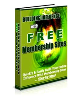 Construyendo Sitios de Membresia Gratis