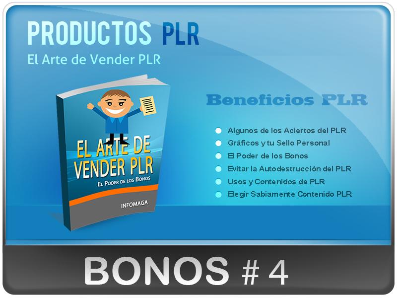 El arte de vender PLR caja 1