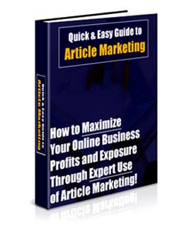 Guia Rapida Para Marketing de Articulos