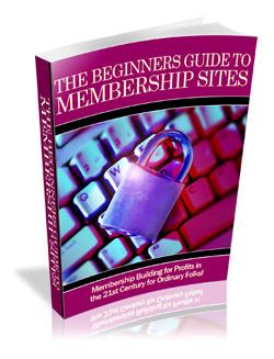 Guia para Principiantes de Sitios de Membresia
