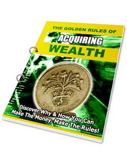 Regla de Oro Para Adquirir Riqueza