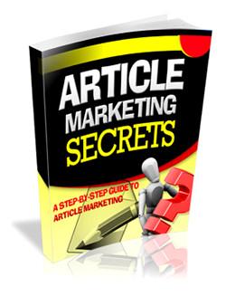 Secretos de Marketing de Articulos