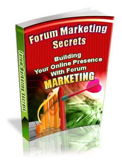 Secretos de Marketing de Foro