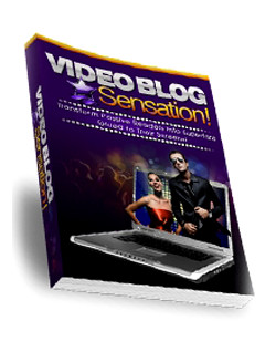 Sensacion de Video Blog