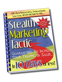 Tactica de Marketing Sigiloso