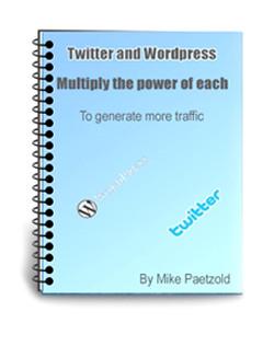 Twitter y WordPress