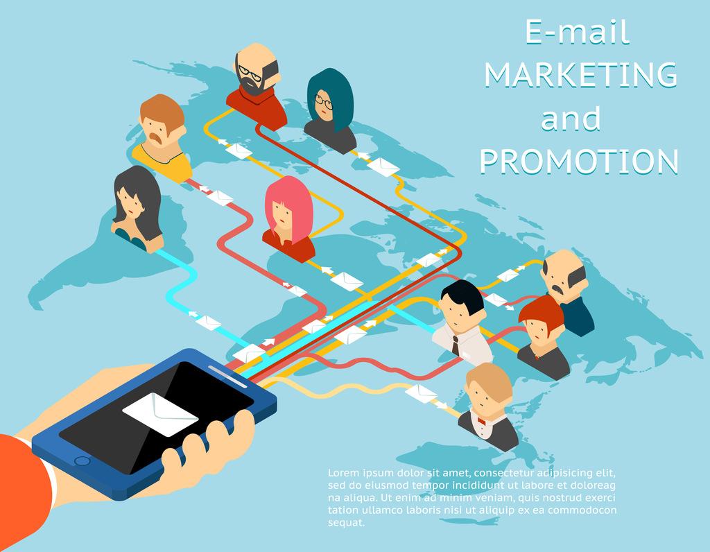 Email Marketing y Promoción
