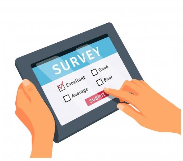 usar encuestas online