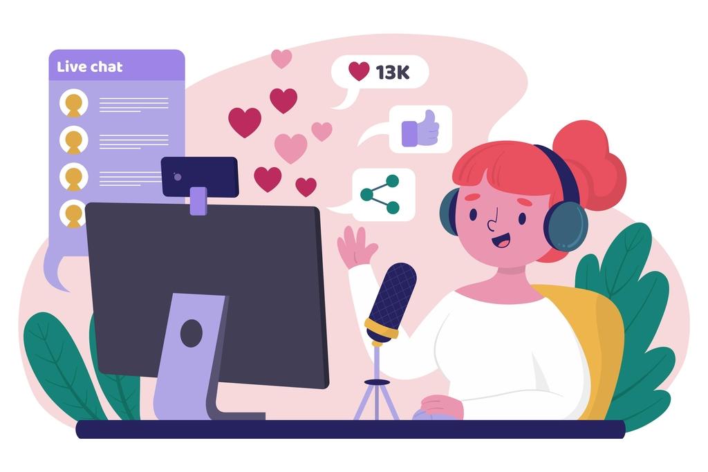 para crear un podcast rentable